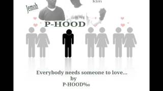 Everybody needs someone to love ft.-jay_mo