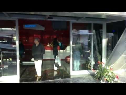 Morocco Mall – Entrée du Cinema IMAX 3D (HD)