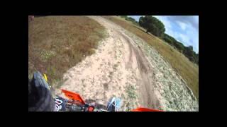 David Megre 411 - Pista Motocross