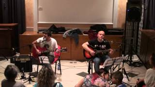 Wanted Acoustic Duo - Diamonds On The Inside - Ben Harper - Live