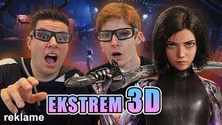 Ekstrem 3D oplevelse!