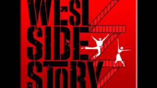 "West Side Story ""Cool"" instrumental"