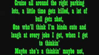 Whats A Guy Gotta Do [Joe Nichols] Lyrics