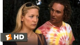 Fool's Gold (2/10) Movie CLIP - You're Not Gonna Hit Me (2008) HD