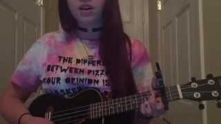 Stuck on the puzzle (Alex Turner)- ukulele cover//Joy Atkinson