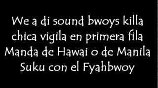 Letra Luv Dem Ting - Swan Fyahbwoy ft. Suku (ward 21)