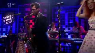 Mydy Rabycad - Bouncing Swing (Electroswing Live in Czech TV)