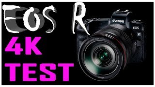 4K Test Canon EOS R - 4K Crop so schlimm? 4K mit dem Canon EF 16-35 f4 L IS USM (deutsch)