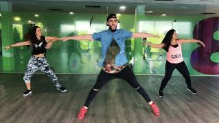 Lento - Thalia & Gente de Zona - ZUMBA - DANCE VIDEO 2018