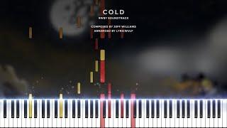 RWBY · Cold | LyricWulf Piano Tutorial on Synthesia