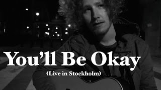 You'll Be Okay (Live in Stockholm) - Michael Schulte