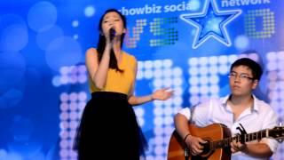 Bảo Anh - Safe and sound live 31/08/2012