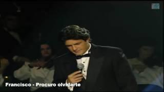 Francisco - Procuro olvidarte