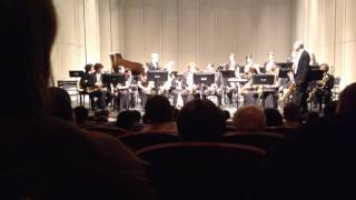 Cold Sweat by James Brown performed by The Carmel High School jazz band