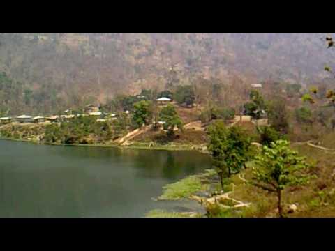 Boga Lake 01, Bandarban, Bangladesh