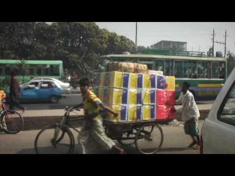Dhaka Street Life – Bangladesh