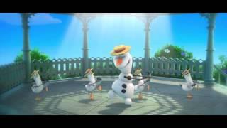 frozen uma aventura congelante musica verão