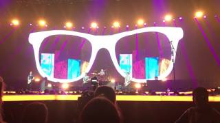 SHADES ON by The Vamps live in the O2 Arena
