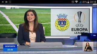 Arouca 0 -  0 Heracles