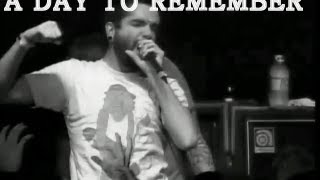"A DAY TO REMEMBER ""Speak of The Devil"" Live  (Multi Camera)"