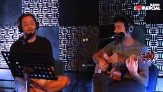 Rádio Comercial | Miguel Araújo e António Zambujo - Rancho Fundo (ao vivo)