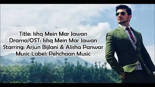 Ishq Mein Mar Jawan - OST Colors - Arjun Bijlani & Alisha Panwar - Lyrical Video With Translation
