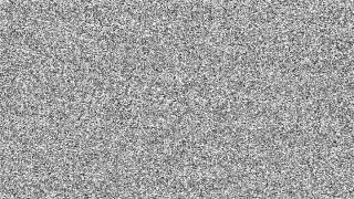 TV lost signal effect