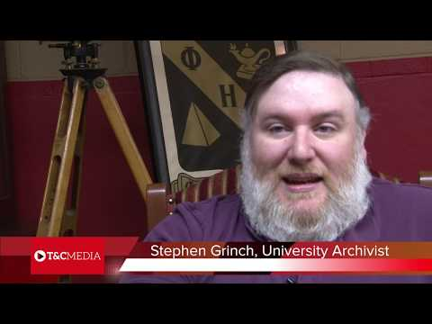 Otterbein University archivist, Stephen Grinch, shares the history of Towers Hall.