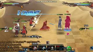 Naruto online 4.0 - Ninja Exam 194 - Fire main (Scarlet Blaze)