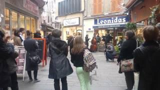 Igit en concert dans les rues de Rodez 5