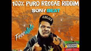 Sony Beat (Live Freestyle) 100% Puro Reggae Riddim