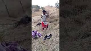 Khasi  Drunk Dance :Shad Bam Khana Ka Kong jong ngi... width=