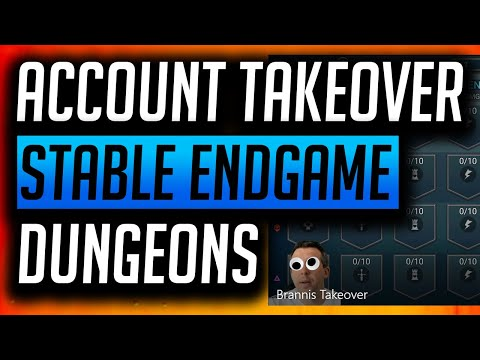 RAID: Shadow Legends | WHERES THE GREAT HALL?! How to create stable level 20 dungeon teams....