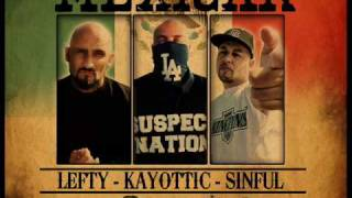 MEXICAN - The Suspects feat. SINFUL aka El Pecador of Tha Mexakinz