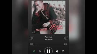MC GUIME - FATO RARO #PRÉVIA