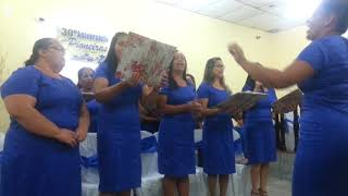 Coral das mulheres entrada das irmas width=