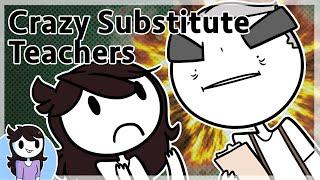 Crazy Substitute Teachers width=