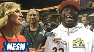 Super Bowl 50: Bay Area Players Explain The Hyphy Movement