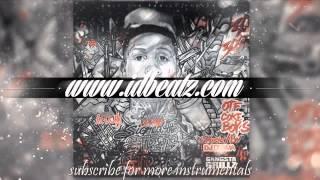 Lil Durk -100 Rounds Instrumental w. Hook  ( www idbeatz com  )