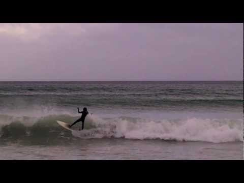 Muizenberg Surfing Cape Town South Africa S.U.R.F. Village Vol.1 Winter Surf.mov