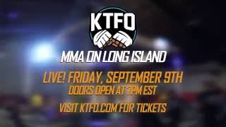 KTFO 15: Live MMA at the Space at Westbury