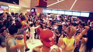 PSY nhí nhảy GANGNAM STYLE ở Sài Gòn [HD]