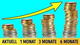 10 legale Möglichkeiten, schnell Geld zu verdienen