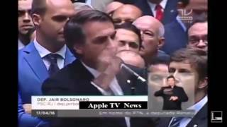 Discurso do Bolsonaro (to be continued JoJo bizarre)