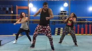 Mucho party - Osmani Garcia / ZUMBA