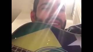 Gusttavo Lima - Um Seculo Sem Ti (facebook live)