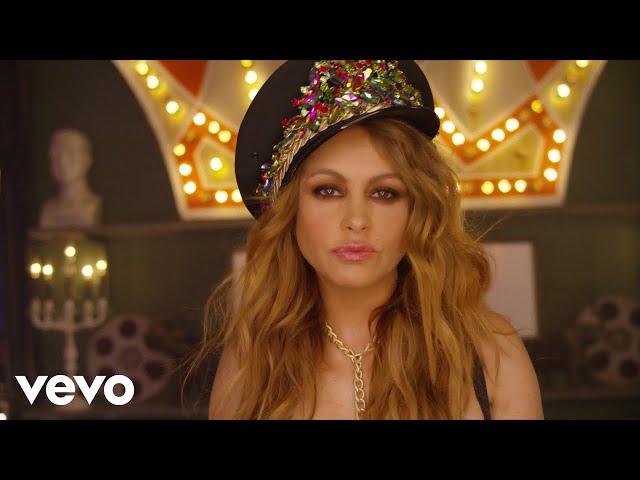 Vídeo oficial de Ya no me engañas de Paulina Rubio