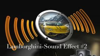 Lamborghini-Sound Effect #2