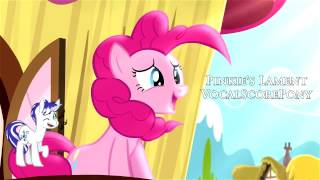 MLP (Colt Version) Cover - Pinkie's Lament