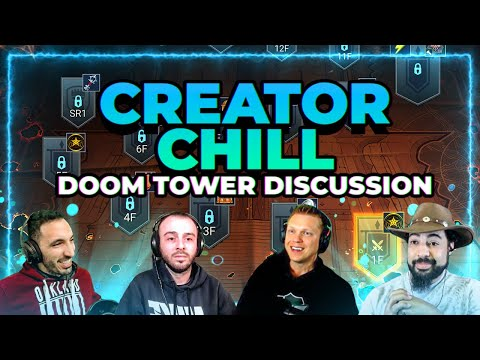 FULL Doom Tower Reaction Collab! | RAID Shadow Legends